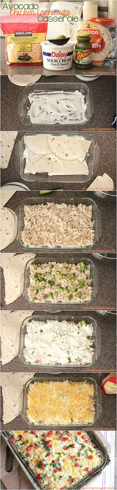 Shredded chicken enchilada recipe easy