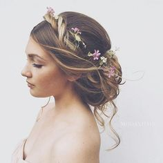 """G O R G E O U S hair by @ulyana.aster ○○○"""