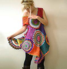 Pullover-Kleid Pullover Tunika Winter-Kleid von subrosa123 auf Etsy