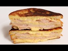 Monte Cristo Sandwiches Recipe - Laura in the Kitchen - Internet Cooking Show Starring Laura Vitale