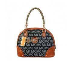 Cheap Michael Kors Logo Medium Navy Totes Outlet Women Bags Online.