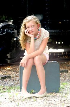 Child / Tween Photography { child model Bethany Alexis } | Jennifer Collins Photography : Florence SC