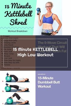 Melissa Bender 15 Minute KETTLEBELL High Low Workout | TOUGH + STACKABLE Total Body SHRED • Pahla B Fitness Melissa Bender Lunges, Squats, Mountain Climber Exercise, Shred Workout, Npc Bikini Competition, Melissa Bender, Shredded Body, 30 Day Challenge, Total Body