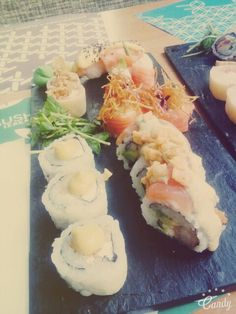 Tabla black sushi pop