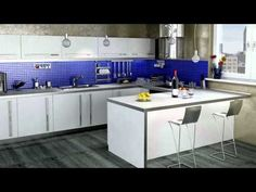▶ COOL! Interior Design Ideas, Kitchens Ideas. FREE Interior Design Ideas. - YouTube