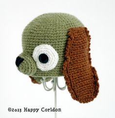 Baby Cocker - http://happycoridon.blogspot.it/2013/11/un-freddo-cane.html