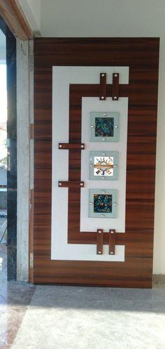 Flush Door Design, Single Door Design, Wooden Front Door Design, Wood Bed Design, Bedroom Door Design, Door Design Interior, Dining Room Furniture Design, Modern Wooden Doors, Beautiful Bedroom Designs