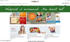 Webprint is vernieuwd