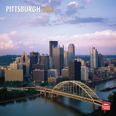 Pittsburgh Wall Calendar: Pittsburgh, a city whose wealth once surpassed almost all of other American cities, stands tall and proud along the banks of its three rivers. Its Steel City moniker, though apt for its recognition of a tradition of hard work and industrial prowess, is somewhat misleading.  $14.99  http://calendars.com/Pittsburgh/Pittsburgh-2013-Wall-Calendar/prod201300004686/?categoryId=cat00830=cat00830#
