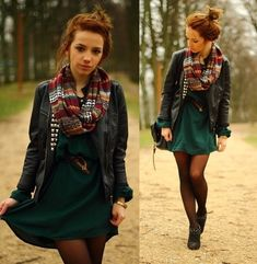 Amazingly Cute Fall Outfit Can't Wait Love Fall - Click for More...