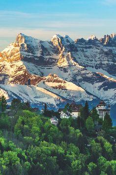 wnderlst: Montreux, Switzerland | Florin Biscu