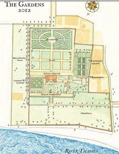Marvelous Image Result For Hidcote Garden Plan