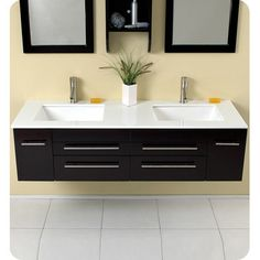 """Fresca Stella Bellezza 59"""" Modern Double Sink Bathroom Vanity Set - is this available in 72?"""