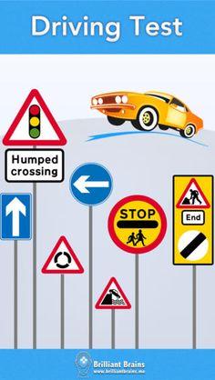 283 best driving test images driving test driving school driving rh pinterest com