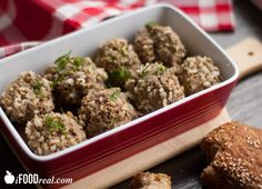 5 Ingredient Crock Pot Rice Meatballs