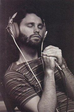 Jim Morrison, come on baby light my fire.