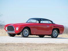 1953 Ferrari 212 Europa Coupe by Vignale estimate $2,000,000 - $2,500,000