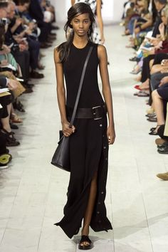 See the complete Michael Kors Collection Spring 2016 Ready-to-Wear collection.