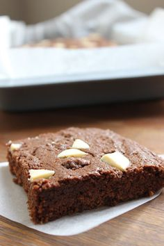 3 Ingredient Nutella Brownies If you have Nutella in the cupboard, then you probably have all the ingredients you need to make these. Nutella Recipes, Brownie Recipes, Cheesecake Recipes, Cookie Recipes, Dessert Recipes, Gaudi, 3 Ingredient Nutella Brownies, Nutella Fudge, 4 Ingredient Recipes