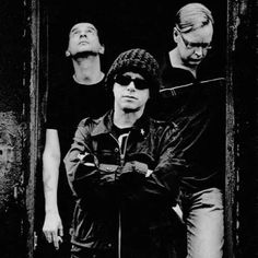 Depeche Mode style 2005
