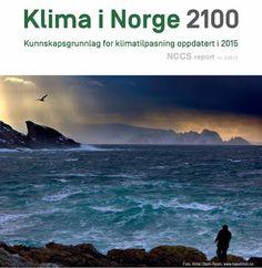Klima i Norge 2100 ~ Arkitektur &Miljøteknologi