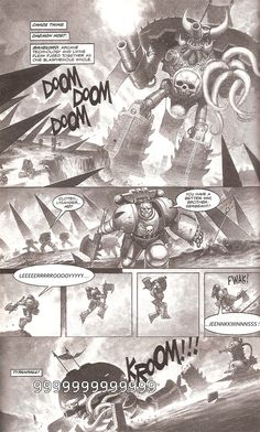 Critical Hit image - Warhammer 40K Fan Group | Desura