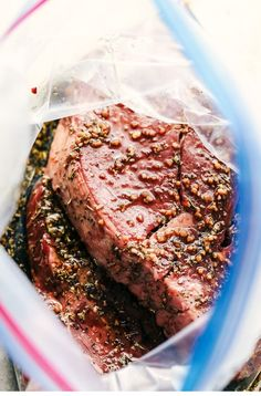 World's Best Steak Marinade adds so much flavor to your juicy steak. It helps to tenderize and infuse the steak with flavor and creates the best steak ever! The post Worlds Best Steak Marinade appeared first on Recipes. Steak Marinade Recipes, Meat Marinade, Easy Steak Recipes, Grilled Steak Recipes, Grilling Recipes, Meat Recipes, Cooking Recipes, Healthy Recipes, Best Marinade For Steak