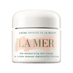 Moisturizing cream works wonders on dry skin. Grab your LaMer cream at Nordstrom before we buy them all! (You can never have enough).