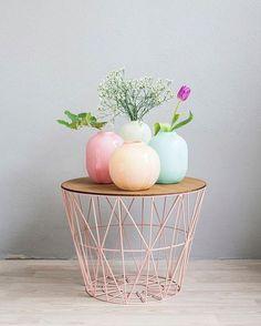 ferm LIVING Wire Basket and Wire basket top: http://www.fermliving.com/webshop/shop/wire-baskets.aspx