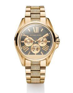 Michael Kors Makes a Smart Watch That Looks Just Like a Regular Watch