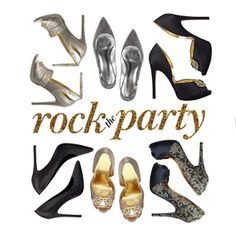 Rock the Party with Nine West! www.ninewest.ca