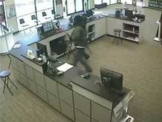 Police are looking for the suspect in the video who robbed the Verizon Wireless at 4040 Mill St at about 9am on January 12th, 2013. Anyone with information is asked to call the Tips Hotline at 816-474-TIPS (8477)