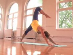 Vinyasa Yoga. I will be able to do this!