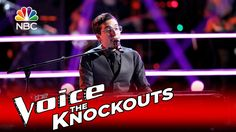 """The Voice 2016 Knockout - Michael Sanchez: """"Just the Two of Us"""""""