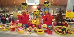 Emojis  Birthday Party Ideas | Photo 2 of 12