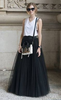 'Street style' en la 'Paris Fashion Week': Chiara Ferragni