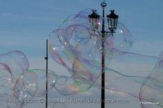 Paisagem Urbana/Acende a luz que estou com a bolha!!