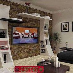 Living Room Tv Unit Designs, Ceiling Design Living Room, Bedroom False Ceiling Design, Bedroom Wall Designs, Wardrobe Design Bedroom, Tv Wall Design, Bedroom Furniture Design, Door Design Interior, Interior Design Living Room