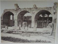 Basilica di Constantino 1880