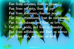 pentecost fast