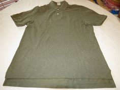 Mens Brooks Brothers L original fit Knit cotton polo shirt Men's adult EUC @ #BrooksBrothers #PoloRugby