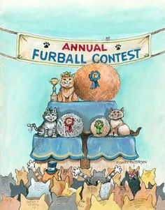 Annual Furball Contest