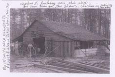 Blacksmith Shop, Albert E. Shaw, Kiln - Businesses - Photo Gallery - Hancock County Historical Society