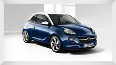 Opel Adam (MCMN) Hier mieten: http://sixt.info/MBMN_pinterest