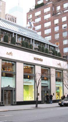 Hermès - 691, Madison Avenue - NYC - By Hermès - So HHH
