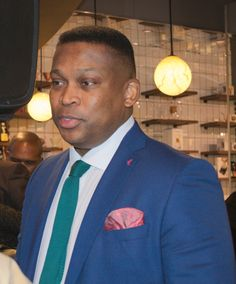 BOOK LAUNCH OF THANDO MANANA'S BEING A BLACK SPRINGBOK