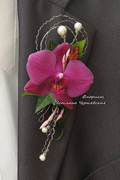 Green Boutonniere, Prom Corsage And Boutonniere, Groomsmen Boutonniere, Boutonnieres, Corsages, Bracelet Corsage, Prom Flowers, Bride Flowers, Calla Lily Wedding
