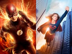 The fastest man alive is speeding to National City! Watch The Flash crossover to Supergirl March 28 at on CBS. Flash Y Supergirl, Flash And Supergirl Crossover, Flash Crossover, Cw Crossover, The Cw The Flash, The Flash Season 2, Grant Gustin, Dc Comics Tv Shows, Netflix