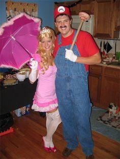 Halloween Costume Ideas - Halloween Couple Costume Ideas - Cosmopolitan