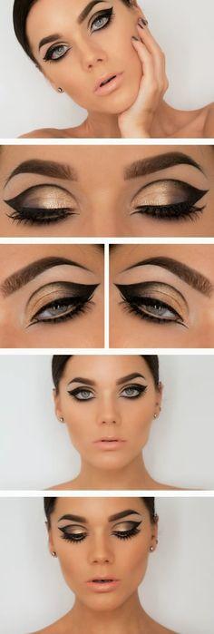 أفكار دروس ظلال العيون بمايتناسب مع وجهك